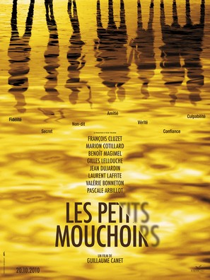 Les petits mouchoirs - French Movie Poster (thumbnail)