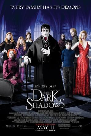 Dark Shadows - Movie Poster (thumbnail)