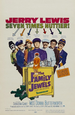 The Family Jewels - Movie Poster (thumbnail)