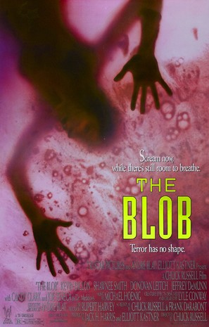 The Blob - Movie Poster (thumbnail)