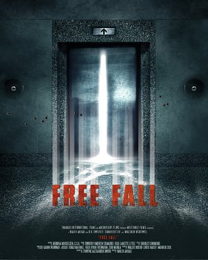 Free Fall - Movie Poster (thumbnail)