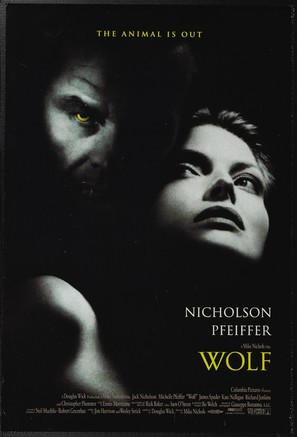 Wolf - Movie Poster (thumbnail)