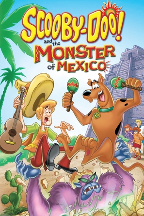 Scooby-Doo! and the Monster of Mexico - Movie Cover (thumbnail)