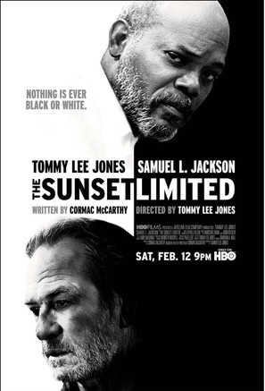 The Sunset Limited - Movie Poster (thumbnail)