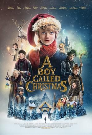 A Boy Called Christmas - British Movie Poster (thumbnail)