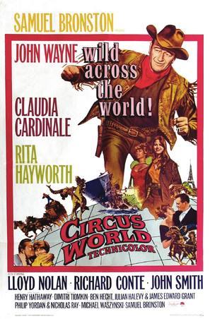 Circus World - Movie Poster (thumbnail)