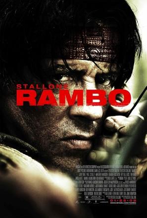 Rambo - Movie Poster (thumbnail)