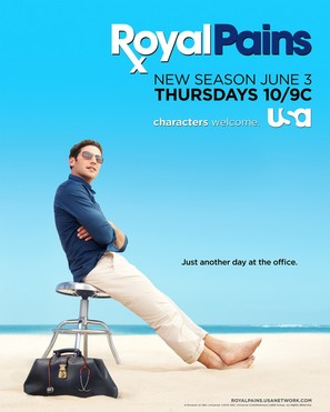 """Royal Pains"""
