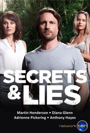 """Secrets & Lies"" - Australian Movie Poster (thumbnail)"