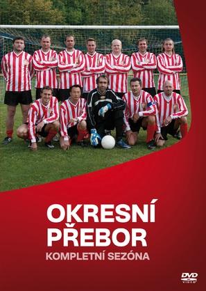 """Okresni prebor"" - Czech DVD movie cover (thumbnail)"