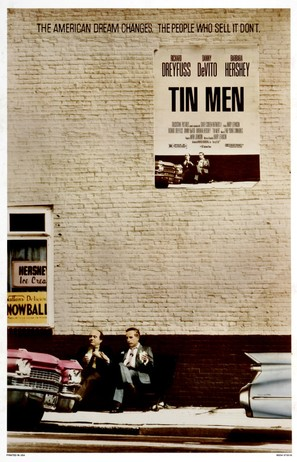 Tin Men - Movie Poster (thumbnail)