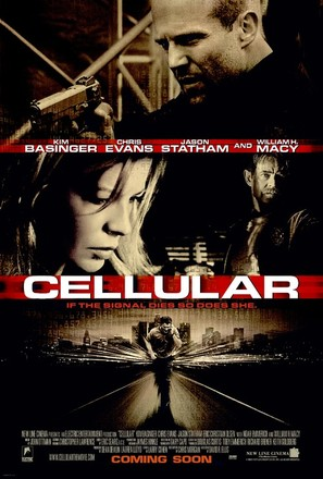Cellular - Movie Poster (thumbnail)