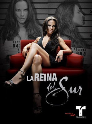 """La Reina del Sur"" - Mexican Movie Poster (thumbnail)"