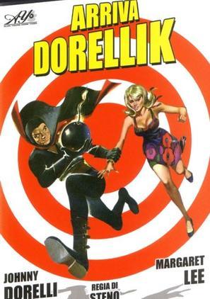 Arrriva Dorellik - Italian Movie Cover (thumbnail)