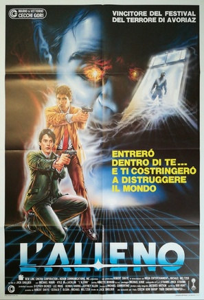 The Hidden - Italian Movie Poster (thumbnail)