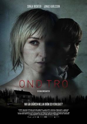Ond tro - Swedish Movie Poster (thumbnail)