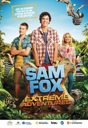 """Sam Fox: Extreme Adventures"""