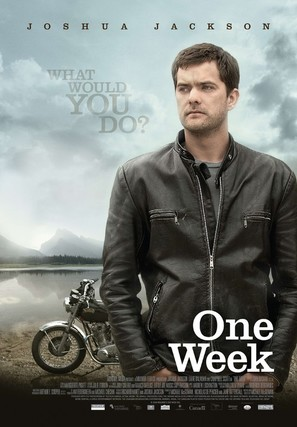 One Week - Canadian Movie Poster (thumbnail)