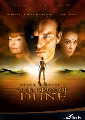 """Children of Dune"" - DVD movie cover (thumbnail)"