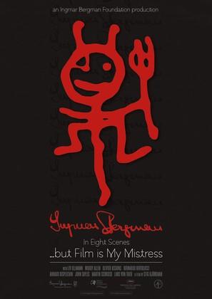 ...Men filmen är min älskarinna - Swedish Movie Poster (thumbnail)