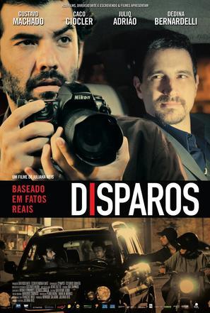 Disparos - Brazilian Movie Poster (thumbnail)
