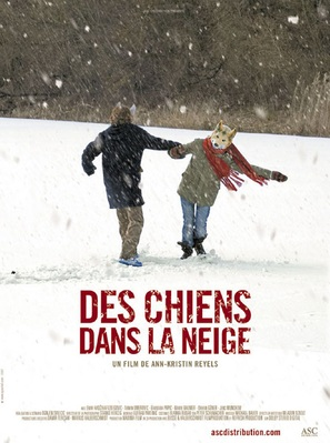Des chiens dans la neige - French poster (thumbnail)