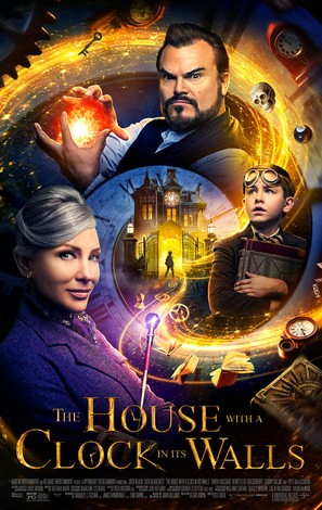 The House with a Clock in its Walls - Movie Poster (thumbnail)