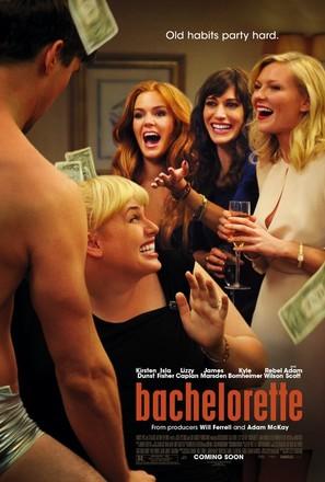 Bachelorette - Movie Poster (thumbnail)