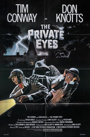 The Private Eyes - Movie Poster (thumbnail)