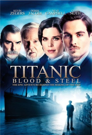"""""""Titanic: Blood and Steel"""" - DVD movie cover (thumbnail)"""