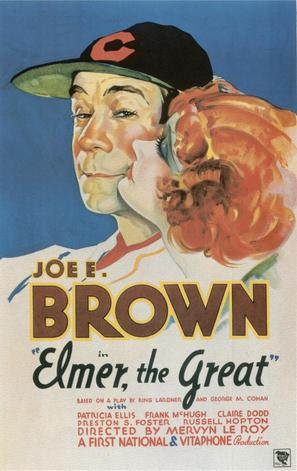 Elmer the Great - Movie Poster (thumbnail)