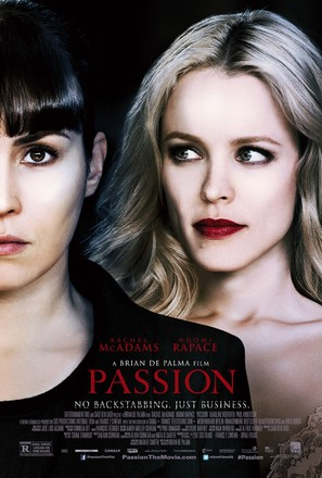 Passion - Movie Poster (thumbnail)