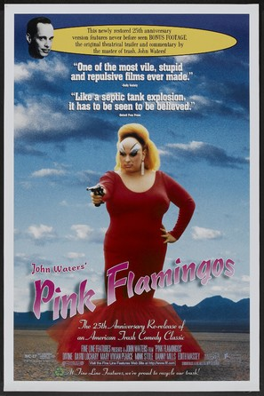Pink Flamingos - Movie Poster (thumbnail)