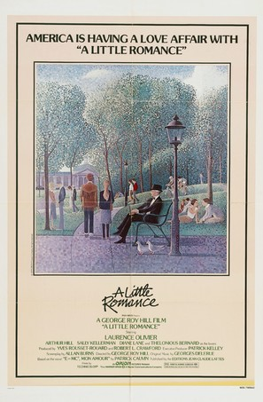 A Little Romance - Movie Poster (thumbnail)