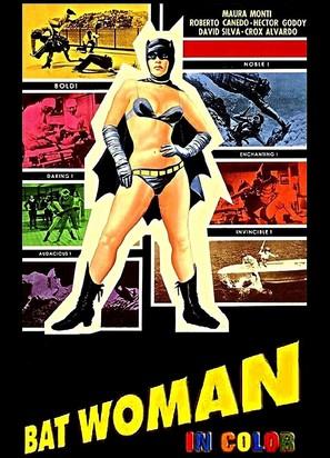 Mujer murciélago, La - Movie Poster (thumbnail)