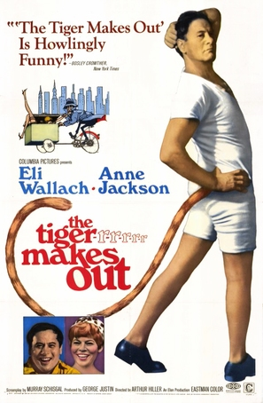 The Tiger Makes Out - Movie Poster (thumbnail)