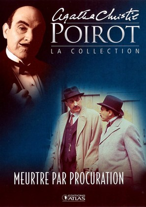 """""""Poirot"""" Murder in the Mews - French poster (thumbnail)"""