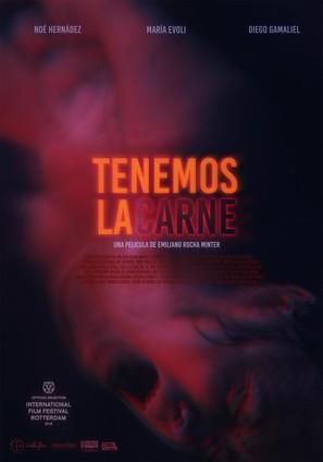 Tenemos la carne - Mexican Movie Poster (thumbnail)