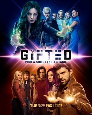 """""""The Gifted"""" - Movie Poster (thumbnail)"""