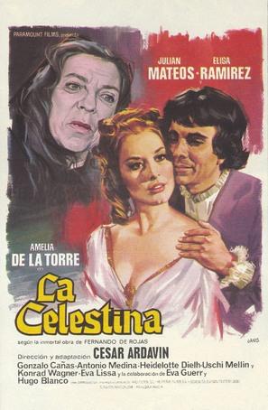 Celestina, La - Spanish Movie Poster (thumbnail)
