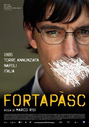Fortapasc - Italian Movie Poster (thumbnail)