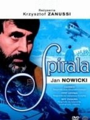 Spirala - Polish DVD movie cover (thumbnail)