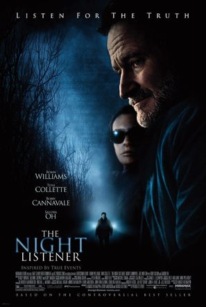 The Night Listener - Movie Poster (thumbnail)