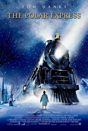 The Polar Express - Movie Poster (thumbnail)