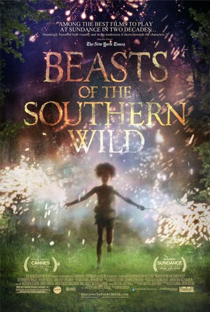 Beasts of the Southern Wild - Movie Poster (thumbnail)