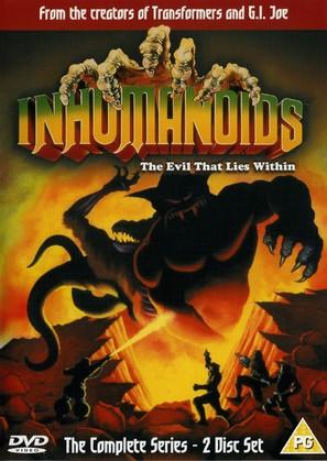 """""""InHumanoids"""" - British Movie Cover (thumbnail)"""