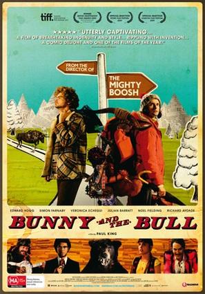 Bunny and the Bull - Australian Movie Poster (thumbnail)