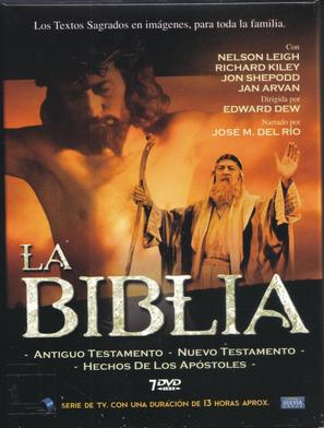 """The Living Bible"" - Spanish DVD movie cover (thumbnail)"