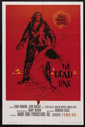 The Dead One - Movie Poster (thumbnail)