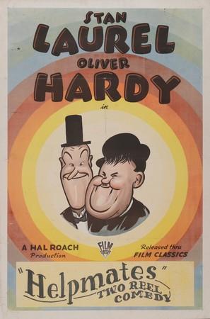 Helpmates - Movie Poster (thumbnail)